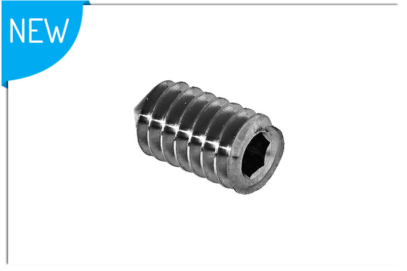 Metric screws - GEIPI (DIN 916)